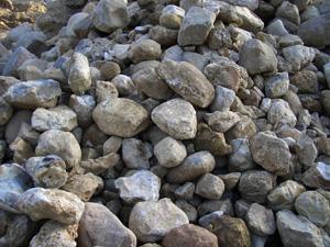 Камень бутовый фракции 100-500