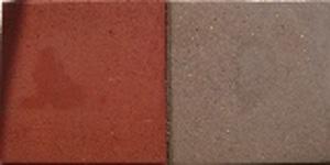 Тротуарная плитка вибропрессованная *Кубик* 80 мм серая